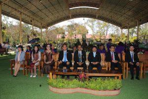 ประเมินสถานศึกษาเพื่อรับรางวัลพระราชทาน ประจำปีการศึกษา 2561 ระดับเขตความรับผิดชอบของกลุ่มจังหวัด 7