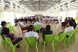 กิจกรรมปัจฉิมนิเทศนักเรียนนักศึกษา ระดับชั้น ปวช3 และ ปวส 2